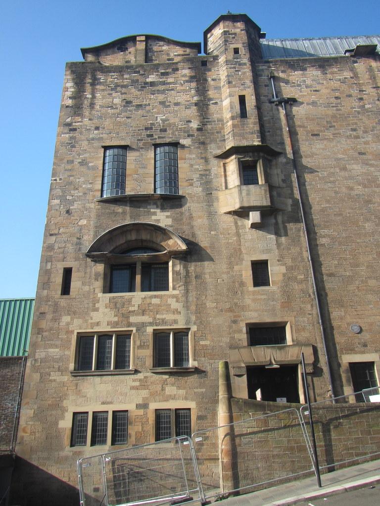 Charles Rennie Mackintosh Noticed In Nova Scotia