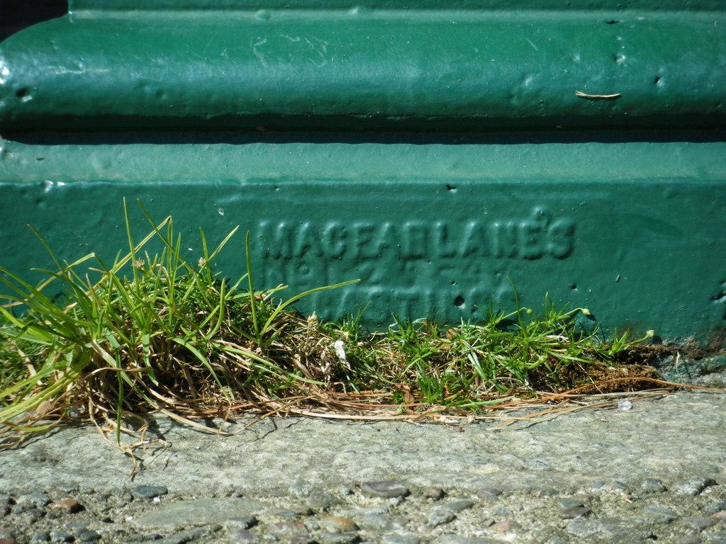 Cast iron, MacFarlane 028