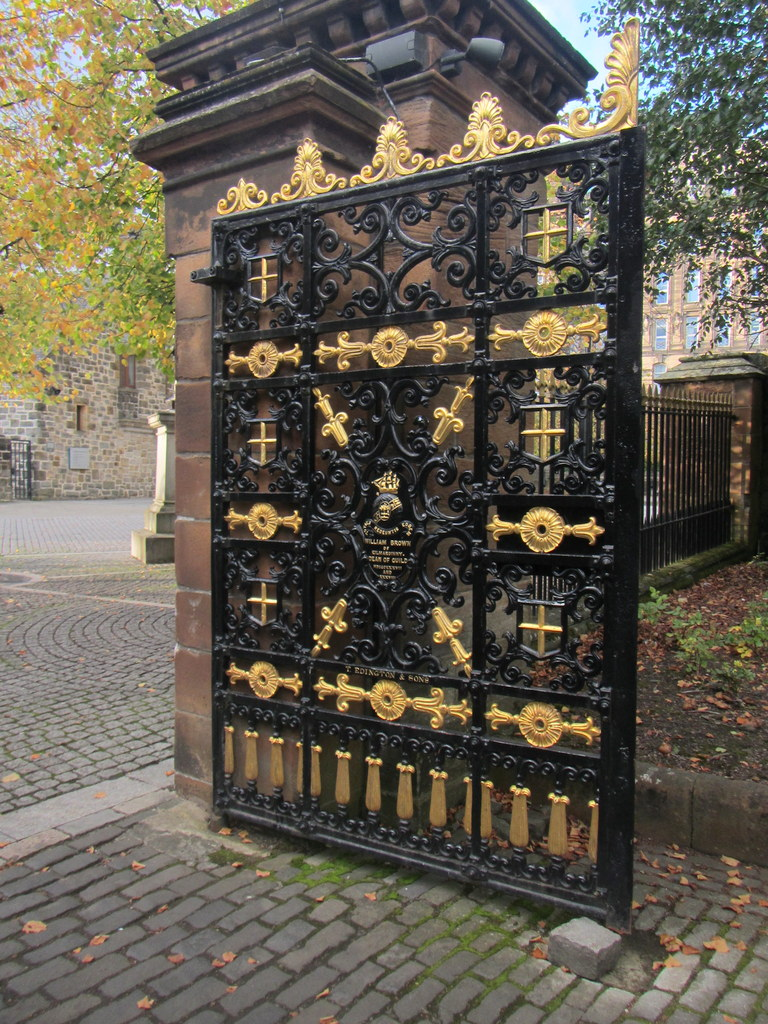 Public Garden Gates Not Quite As Simple As You Thought
