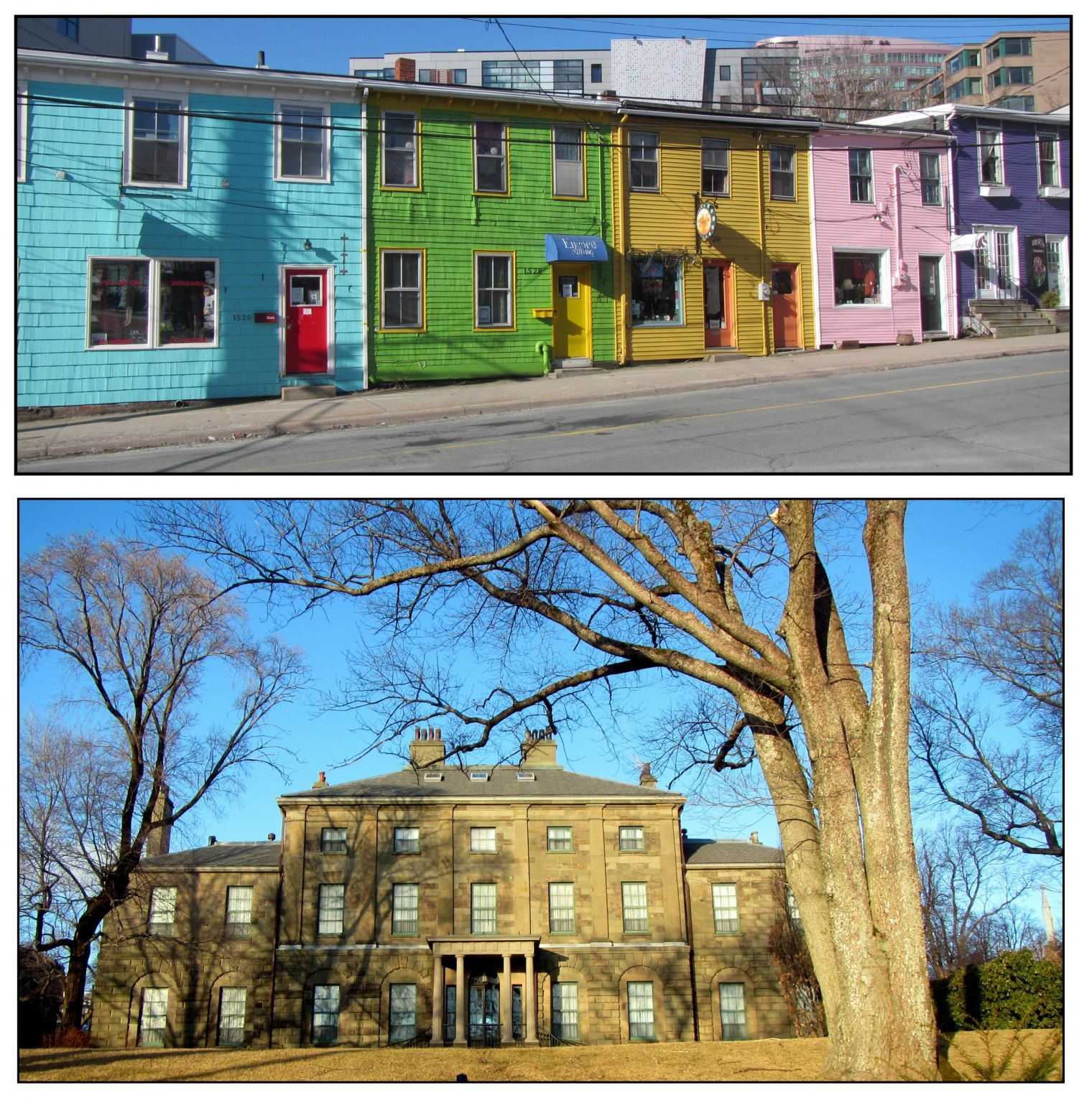 Noticed In Nova Scotia: More Is More: Living A Collaged Life