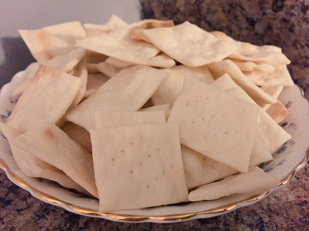 Easy Cracker Recipe