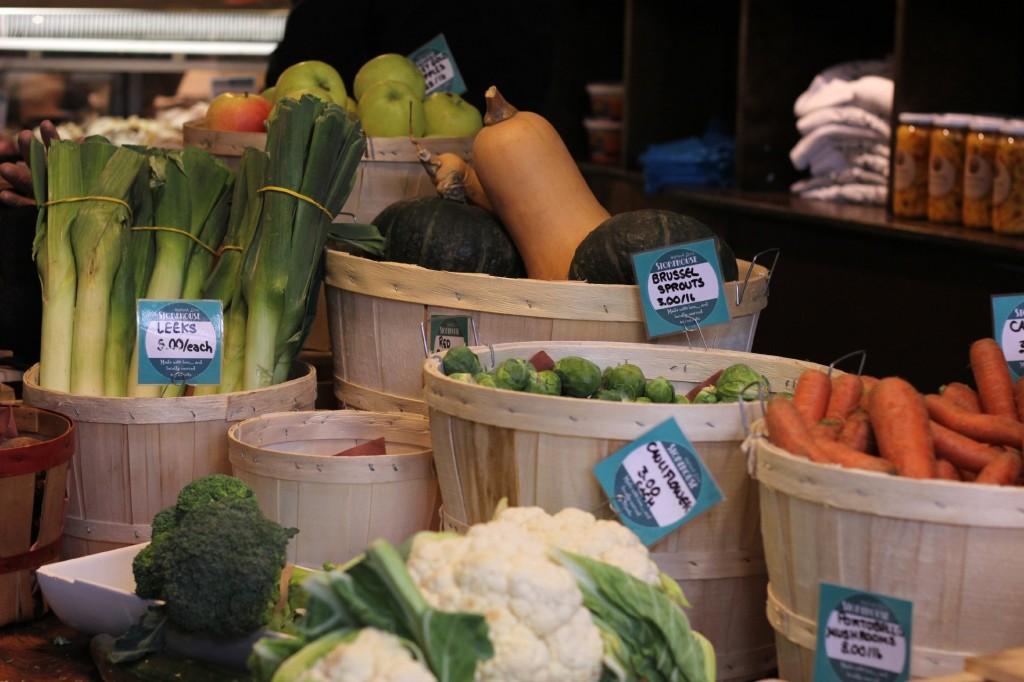 Veggie Peel Stock