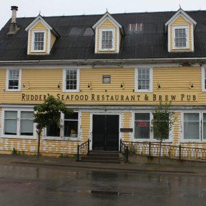 Rudders Brew Pub – Yarmouth, NS