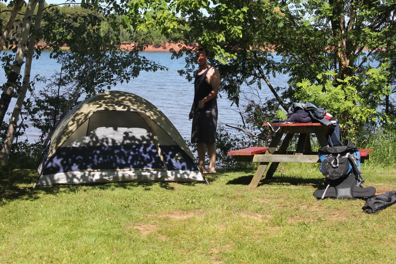 KOA Camping Cornwall Prince Edward Island