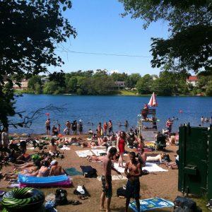 Chocolate Lake Beach – Halifax, NS