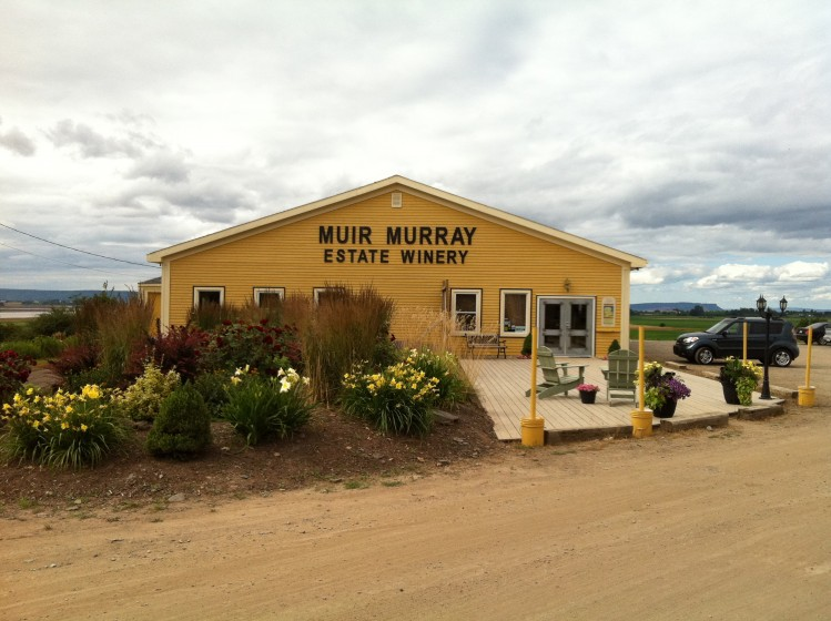 Muir Murray Winery Closed Devonian Coast Wineries