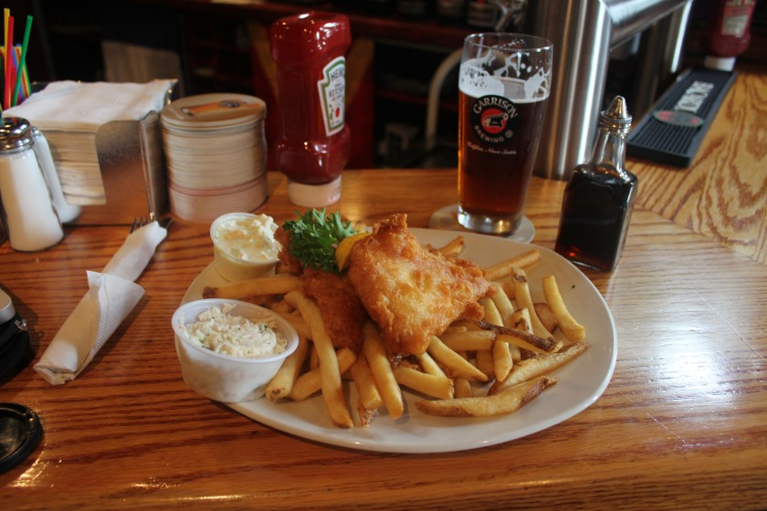 South Shore Fish and Chips Tour