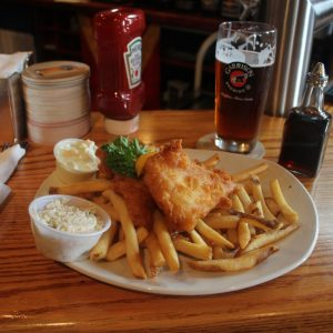 South Shore Fish & Chips Tour