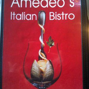 Amedeo's Italian Bistro – Sydney, NS