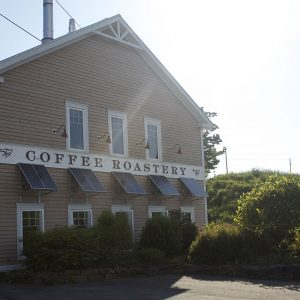 Just Us Cafe and Coffee Museum – Wolfville