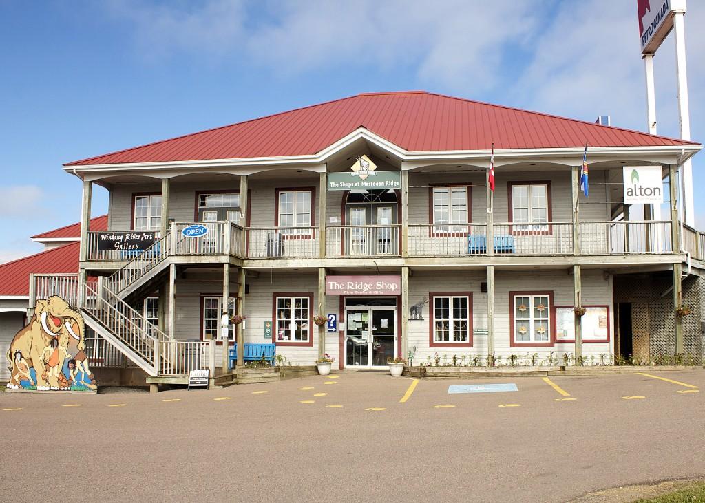 Mastodon Ridge Nova Scotia