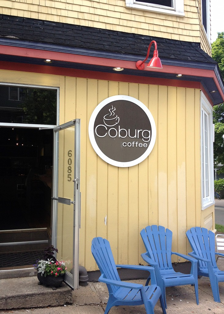 Coburg Coffee Halifax good food