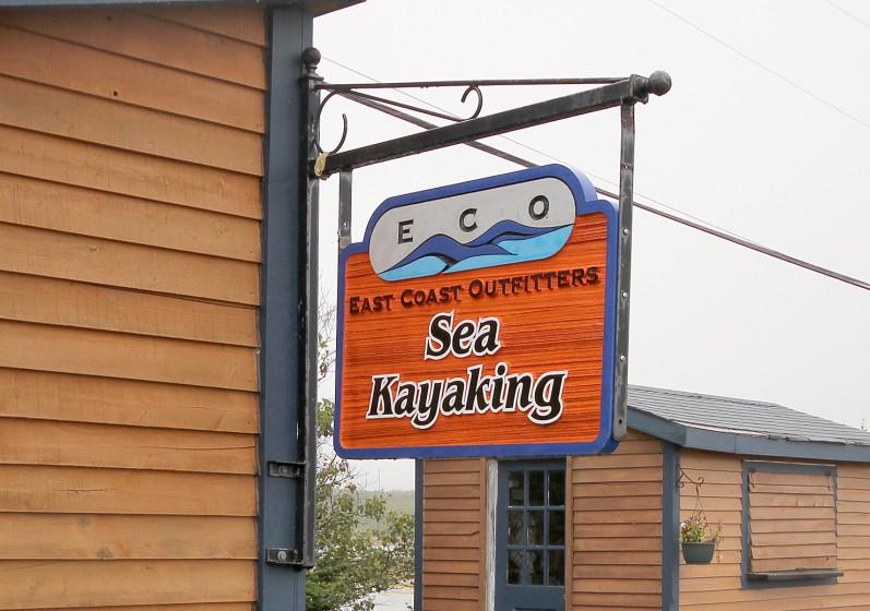 Eco Kayak in Prospect Nova Scotia