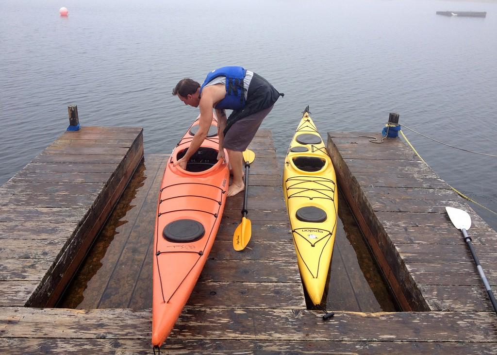 Kayaking Nova Scotia