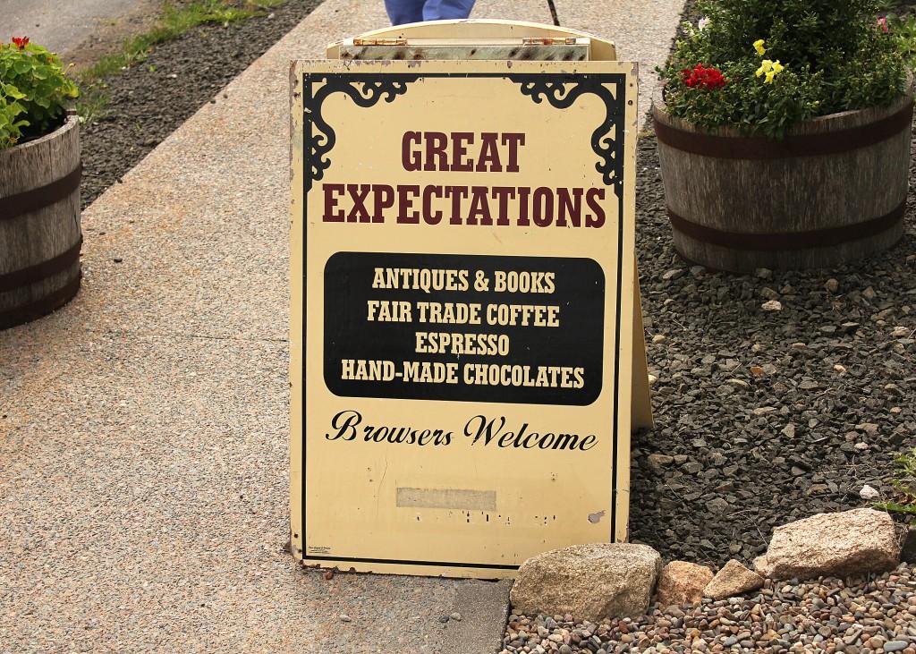 Great Expectations Nova scotia