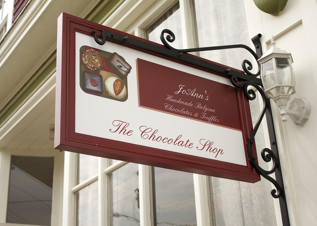 Chocolate Shop Annapolis Royal