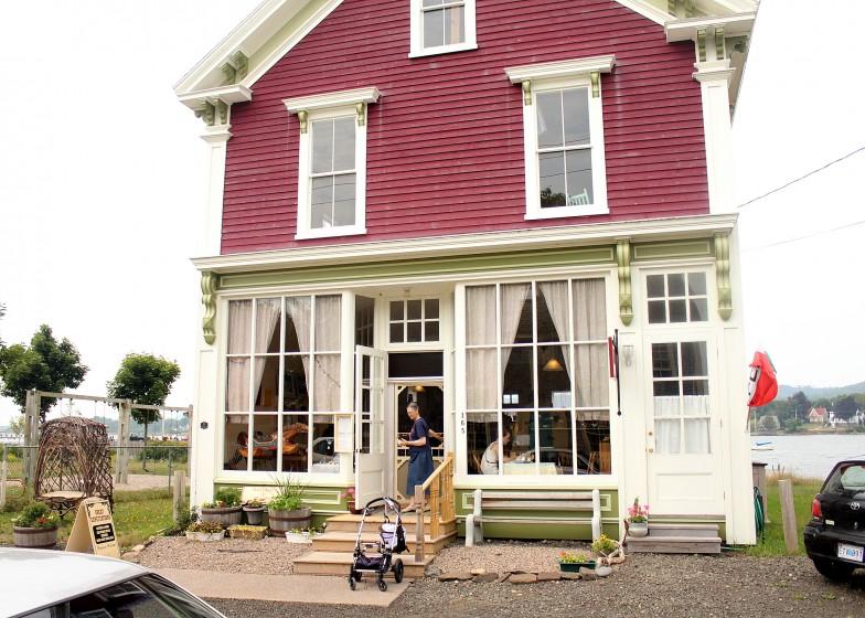 Great Expectations Cafe Annapolis Royal Nova scotia