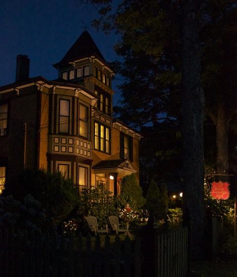 King George Inn Accomodations Annapolis Royal