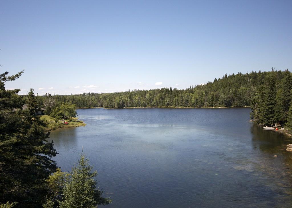Mahone Bay Scenic Nova Scotia