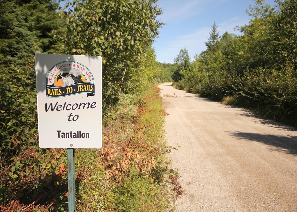 Tantallion Trail Nova Scotia