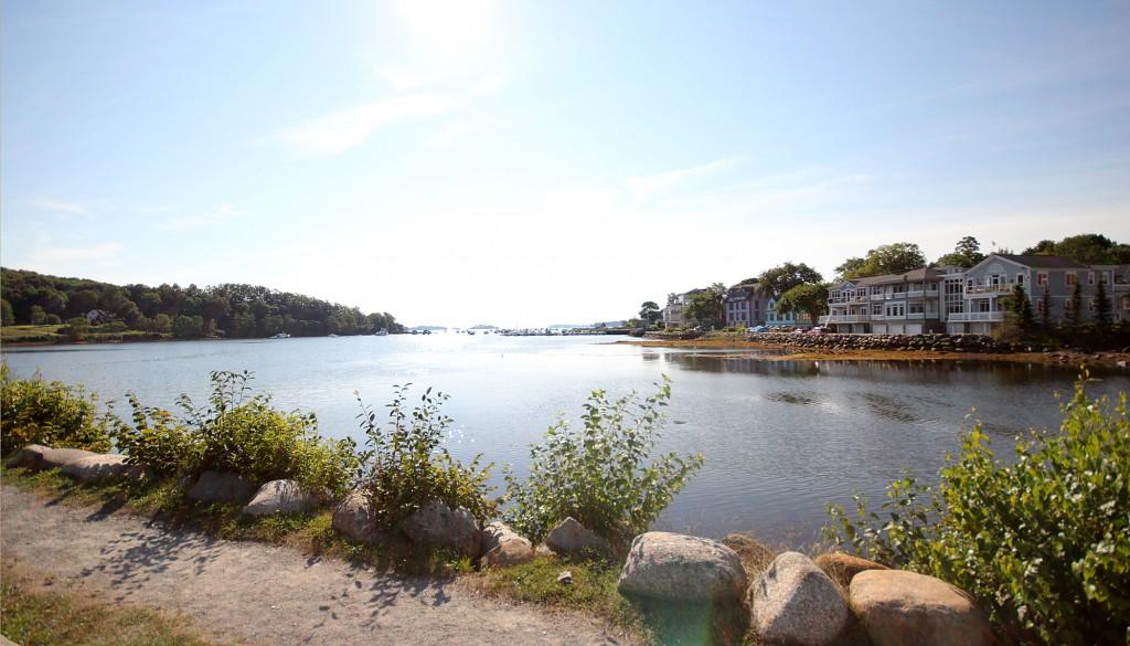 Easy Trail Halifax Lunenburg Water View