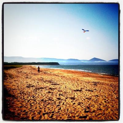 South Harbour Beach Cape Breton Three Peak Challenege