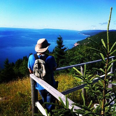 Three Peak Challenege Cape Breton Cabot Trail Nova Scotia