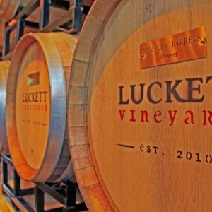 Guest Post: An Afternoon at Luckett Vineyards – Wolfville, NS
