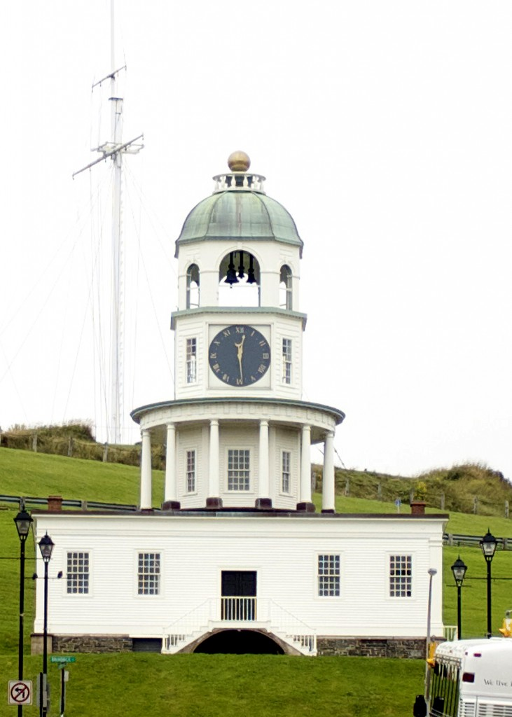 Town Clock Halifax Citadel Hill