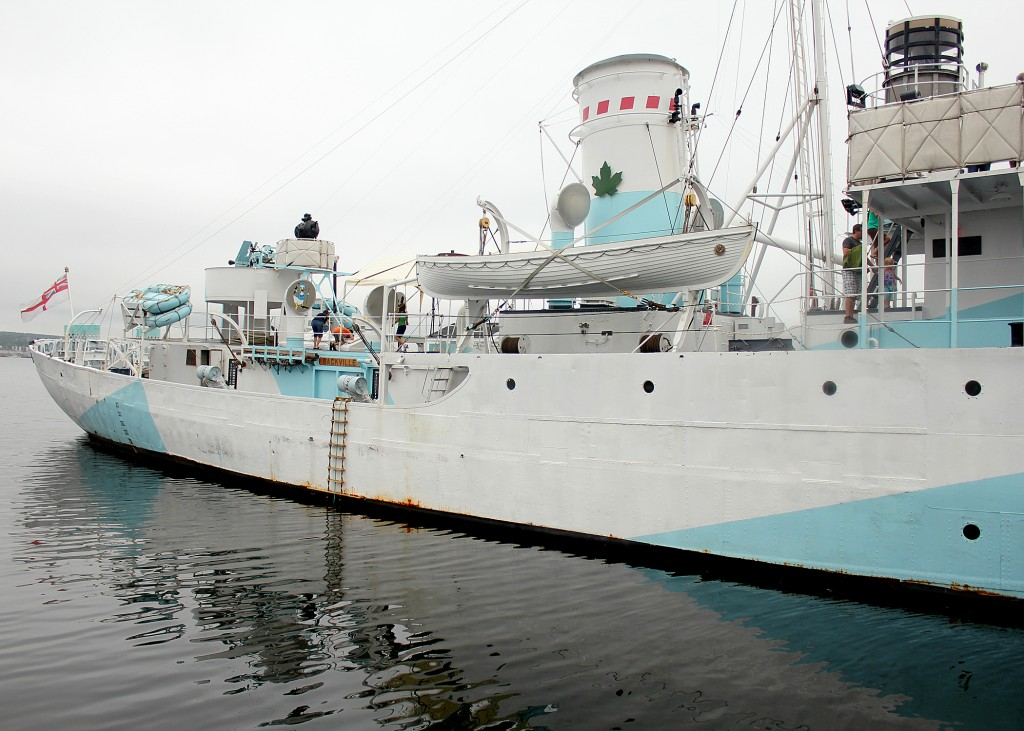 HMCS Sackville Halifax Waterfront