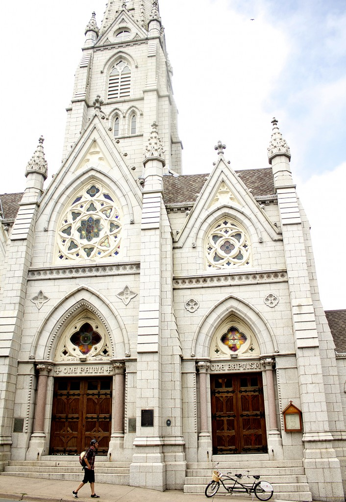 St Mary's Basillica Halfiax NS