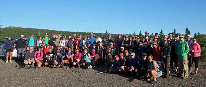 Three Peak Challenge Cabot Trail Cape Breton