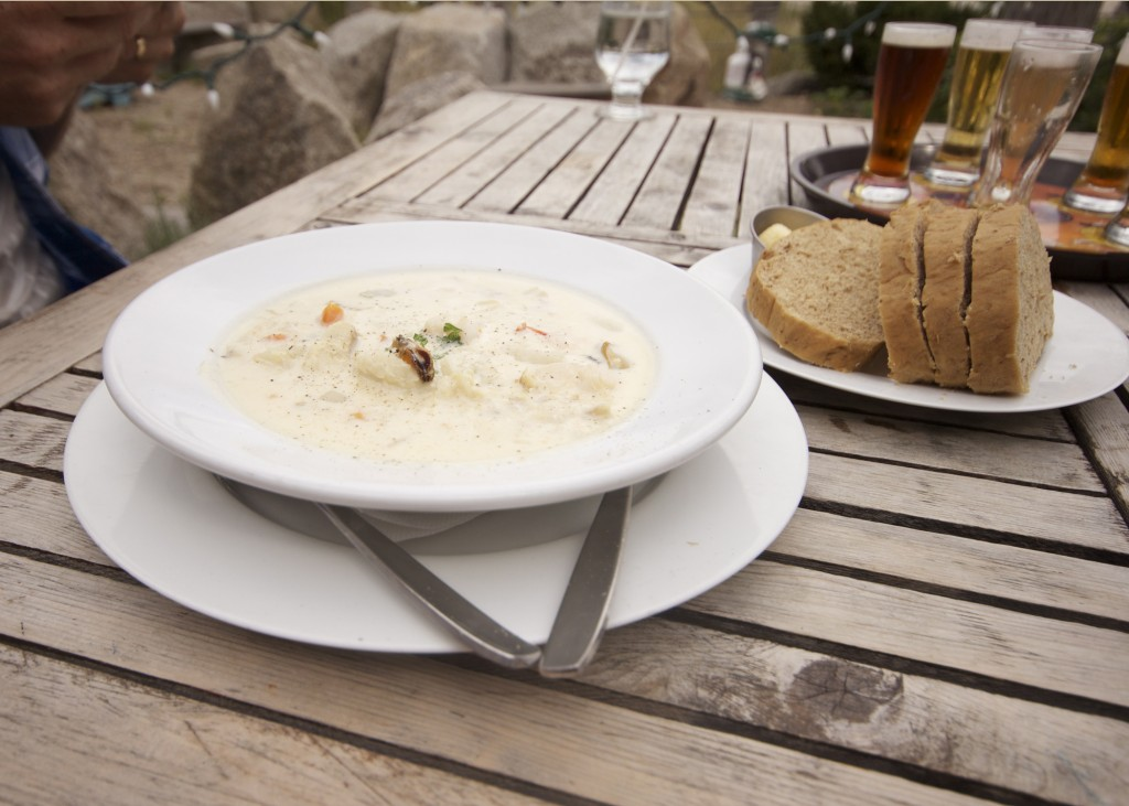 The Port Seafood Chowder Annapolis Valley Nova Scotia