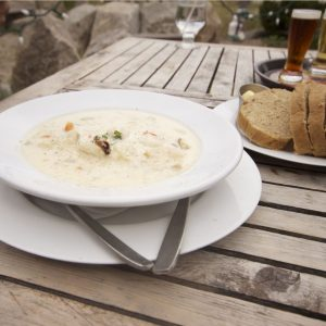 The Chowder Trail: The Port Pub – Port Williams