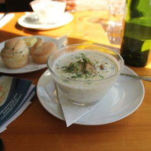 The Chowder Trail: Minas Basin