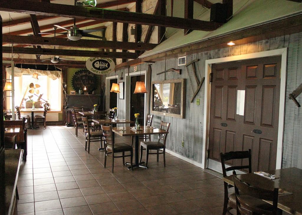 Bare Bones Restaurant Nova Scotia
