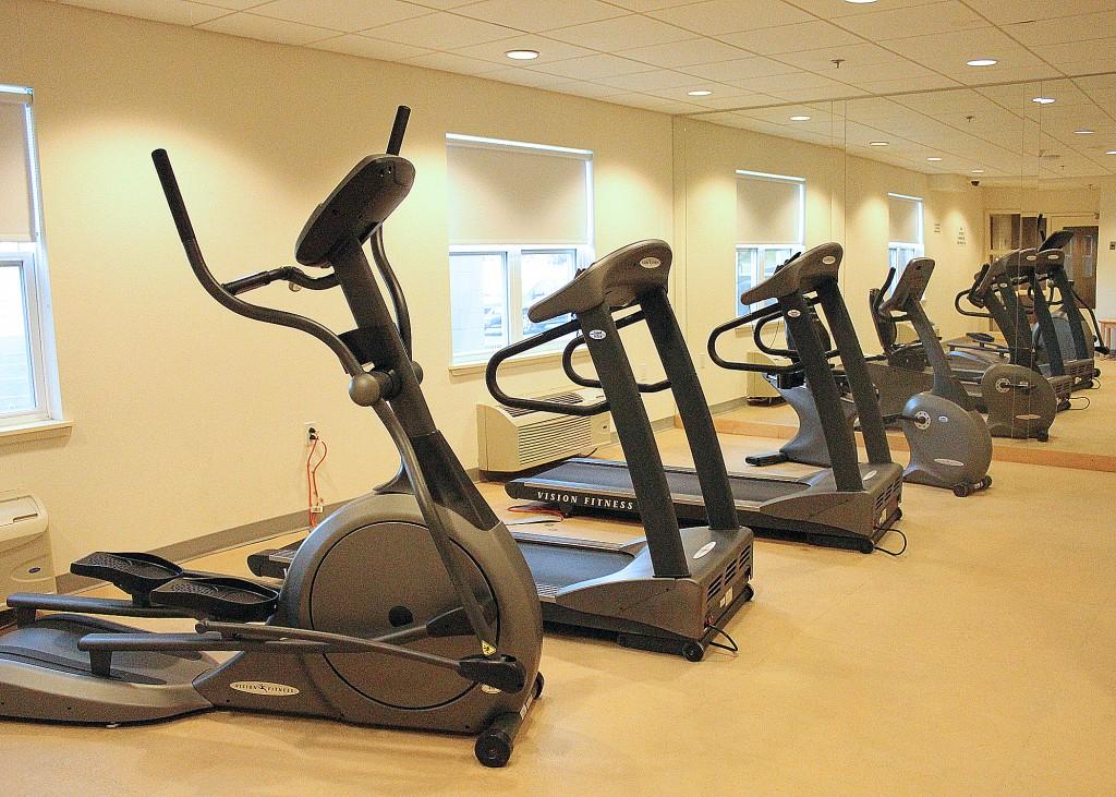 Gym Hotel Holiday Inn Express Stellarton Nova Scotia