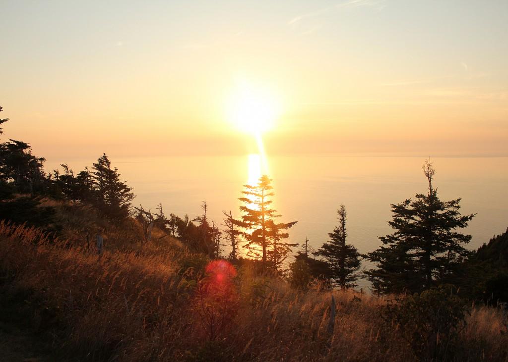 Skyline Cabot Trail Nova Scotia Highlands