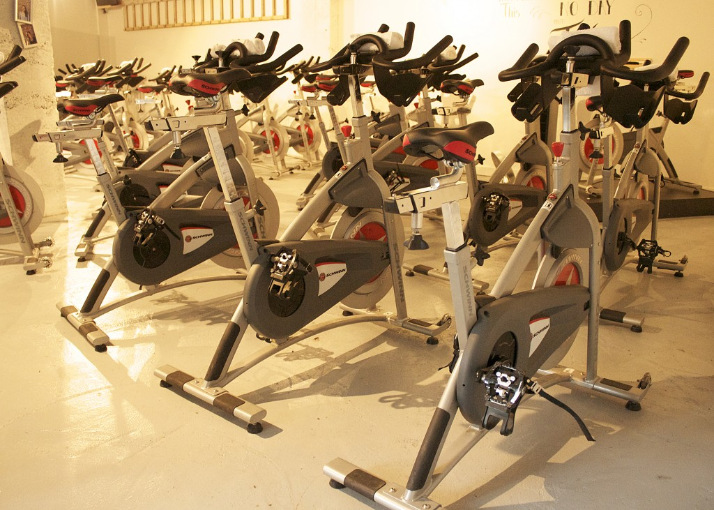 Spin Class Indoor Spin only Gym Halifax NS Great Workout