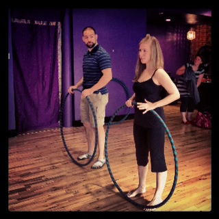 Hula Hoop Great Ab Workout Classes Big Day Downtown Halifax