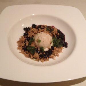 Dinner at DesBarres Manor Inn – Guysborough, NS