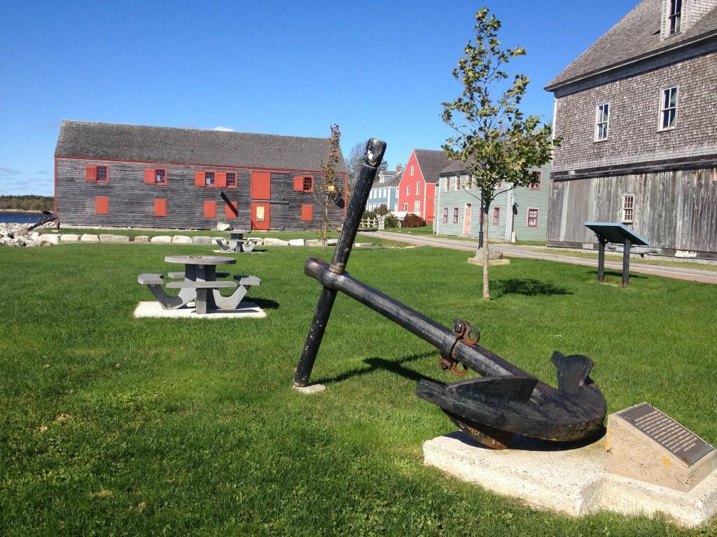 Shelburn Nova Scotia Bucolic Town