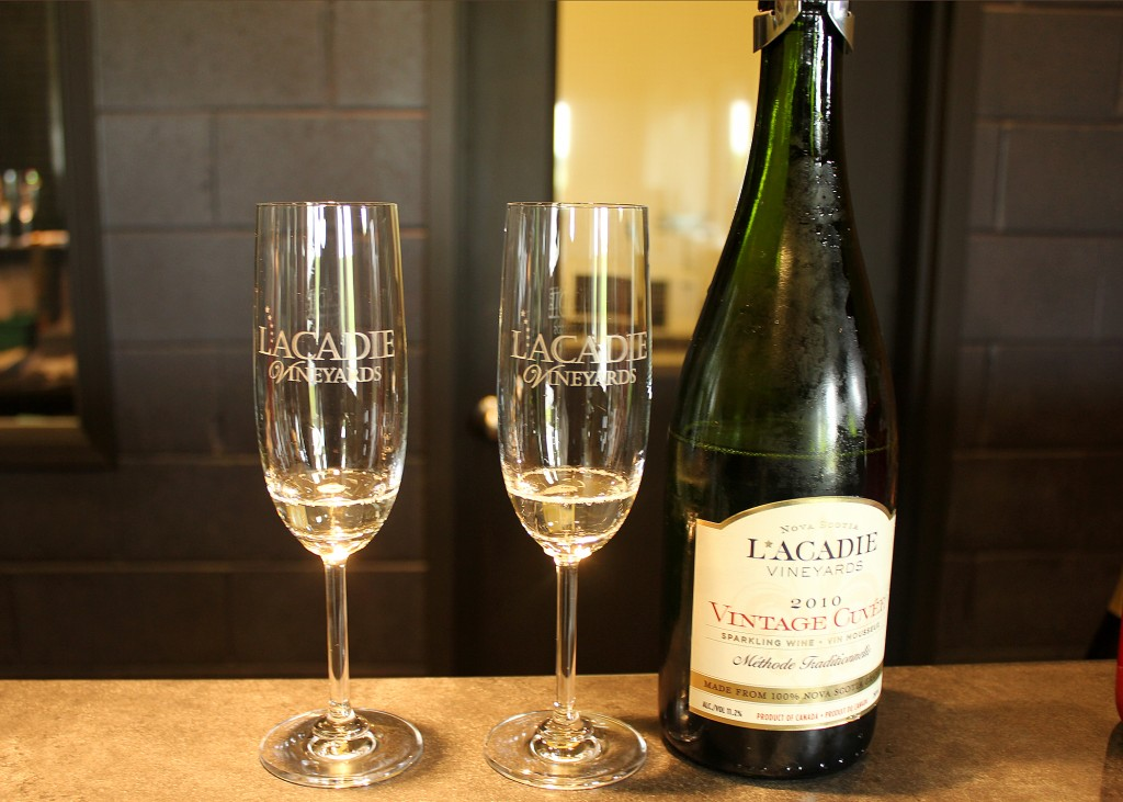lacadie all wines now organic