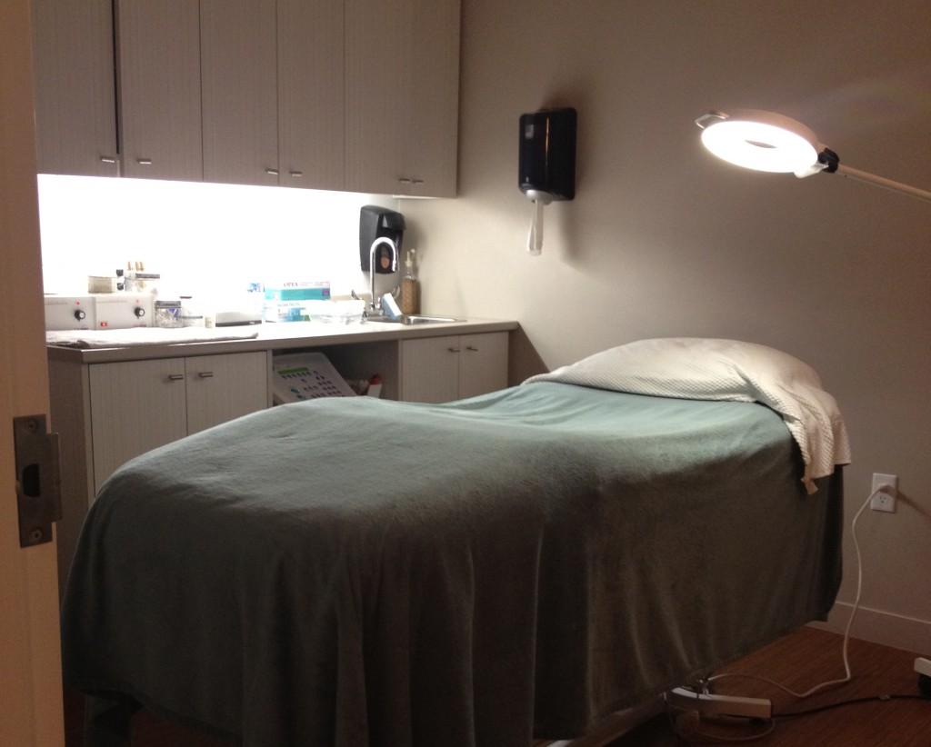 Spa Treatment Room The Summit Spa