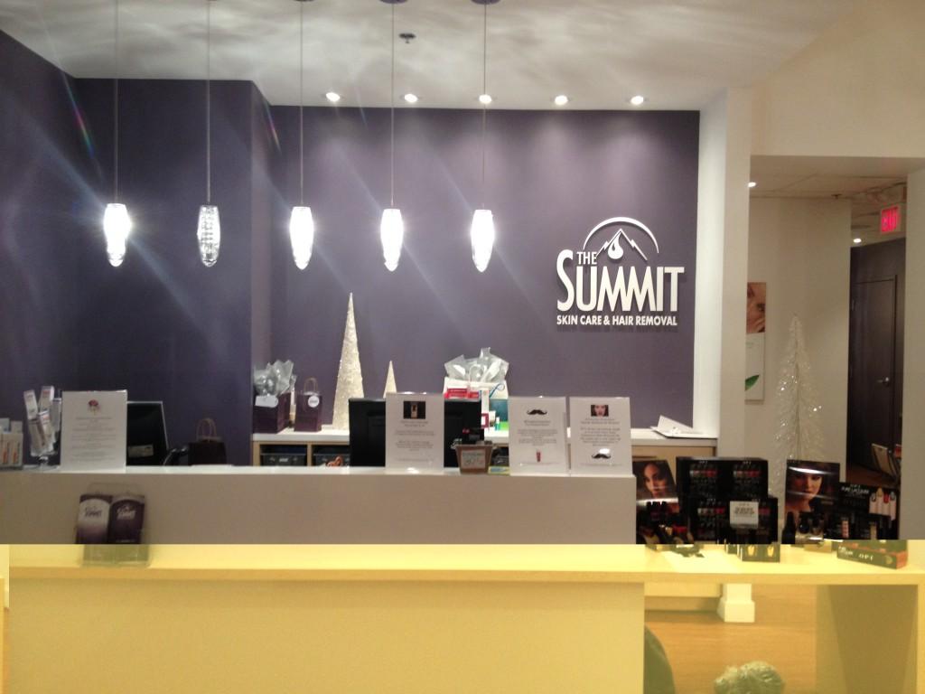 The Summit Free Facials NS Spas