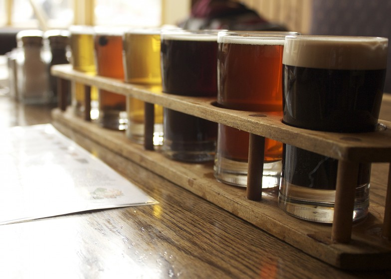 paddys pub beer sampler craft beer NS