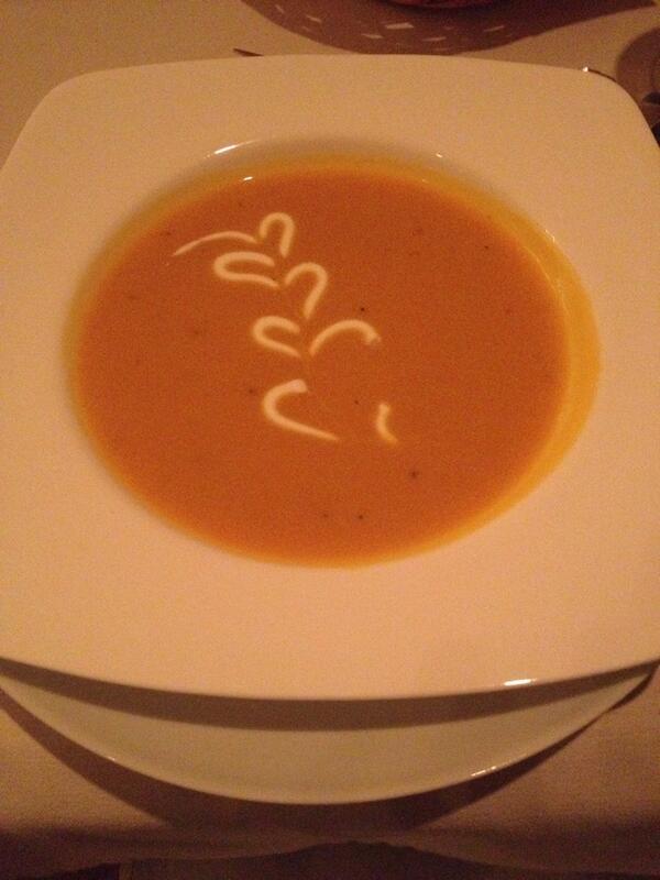 Desbarres Soup