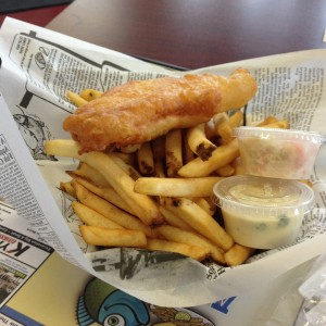 Acadian Fish and Chips – Hammonds Plains, NS
