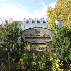 DesBarres Manor Inn – Guysborough