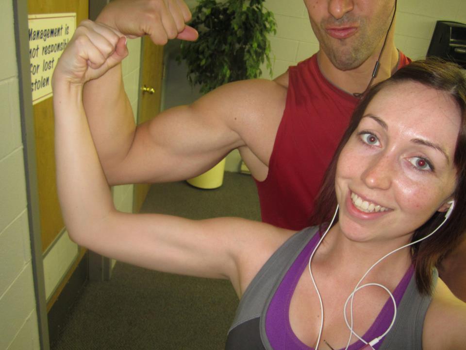 Samantha Fitness NSABBA thinspiration Nova Scotia